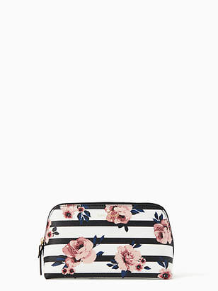 Kate Spade Hyde lane rose stripe mini briley