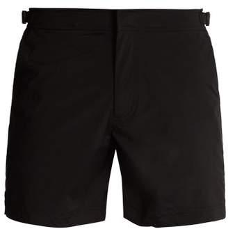 Orlebar Brown Bulldog Sport Swim Shorts - Mens - Black