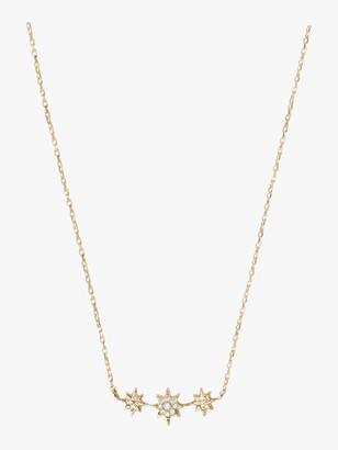 Anzie Aztec North Star Bar Necklace