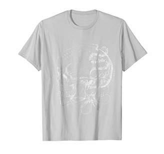 Victorian anatomy illustration t-shirt