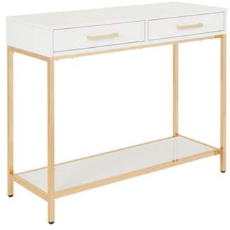 Office Star OSP Designs by Products Alios Foyer Table