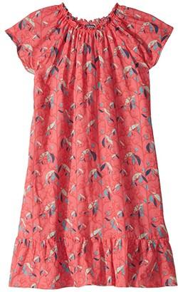 Vilebrequin Kids Gizelle Turtles Song Dress (Toddler/Little Kids/Big Kids)