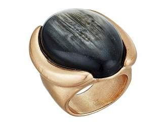 Robert Lee Morris Oval Stone Ring