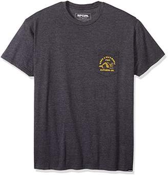 Rip Curl Men's Merman Heather Pkt Tee