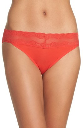 Women's Natori Bliss Perfection Bikini $18 thestylecure.com