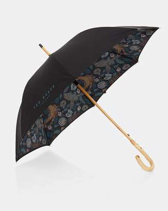 Ted Baker FLOODZ Printed umbrella