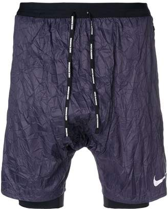 Nike dropped crotch shorts