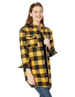 BB Dakota Junior's Company Plaid Coat