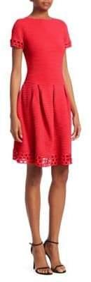 Emporio Armani Rib-Knit Dress