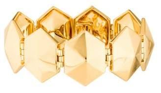 Rachel Zoe Hexagon Link Bracelet