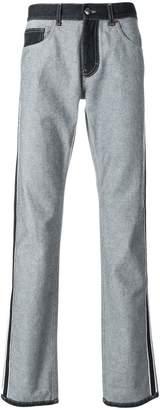 Ports 1961 patchwork jeans