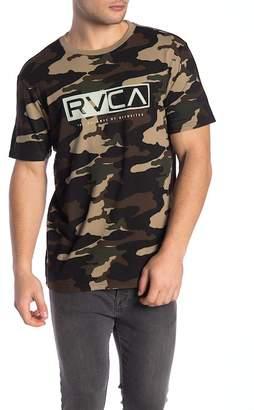 RVCA Opposites Camo Graphic Tee