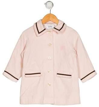 Christian Dior Girls' Velvet Jacket
