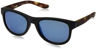 Arnette CLASS ACT AN 4222, Geometric, propionate, men, FUZZY BLACK/BLUE MIRROR(2273/55), /20/140