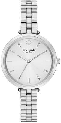 kate spade new york Women's Holland Stainless Steel Bracelet Watch 34mm 1YRU0859 $175 thestylecure.com