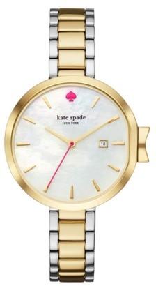 Women's Kate Spade New York Park Row Bracelet Watch, 34Mm $225 thestylecure.com
