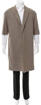 Fear Of God Wool Short Sleeve Coat
