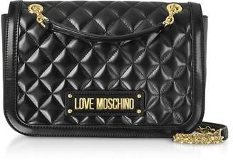 Love Moschino New Quilted Eco Leather Crossbody