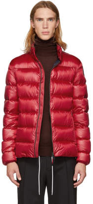 Parajumpers Red Sheen Dillon Jacket