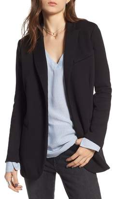 Treasure & Bond Long Knit Blazer