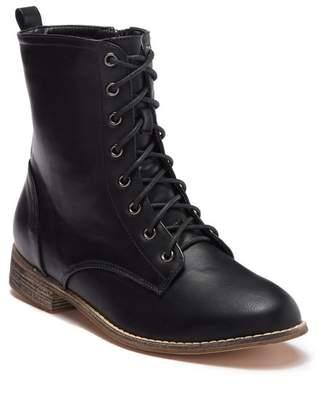 Catherine Malandrino Sherly Lace-Up Boot
