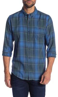 Ezekiel Pacific Plaid Woven Regular Fit Shirt