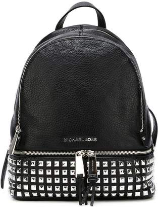 MICHAEL Michael Kors 'Rhea' studded backpack