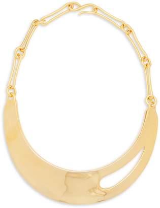 Robert Lee Morris Women's Cut-Out Collar Necklace