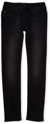 Diesel Boys 8-20) Black Sleenker-J Slim Skinny Jeans