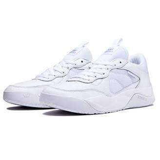 Supra Unisex Adults' Pecos Skateboarding Shoes, White-M 101