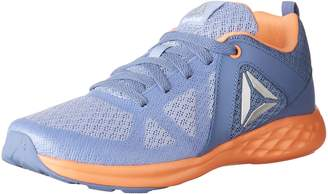 Reebok Kid's Girl's Smooth Glide Running Shoes, Core Lilac/Shadow/Lilac Glow/Guava Punch