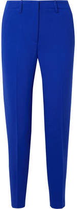 Akris Wool-blend Tapered Pants - Bright blue