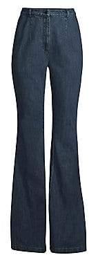 Michael Kors Women's Flare Denim Pants