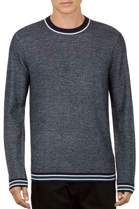 Ted Baker Curlywu Crewneck Ribbed Sweater