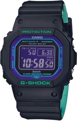 Casio G-Shock Solar Tough Resin-Strap Watch
