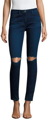 3x1 Busted Knee Skinny Jean