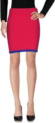Moschino Knee length skirts - Item 35297719FW