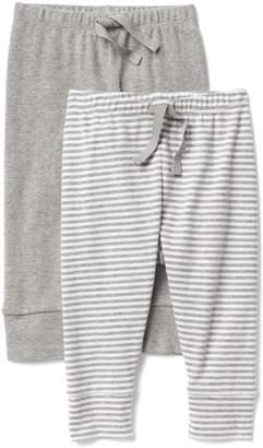 Gap Favorite stripe knit pants (2-pack)