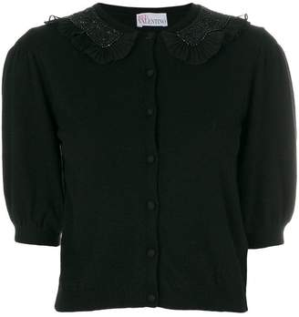 RED Valentino cropped cardigan