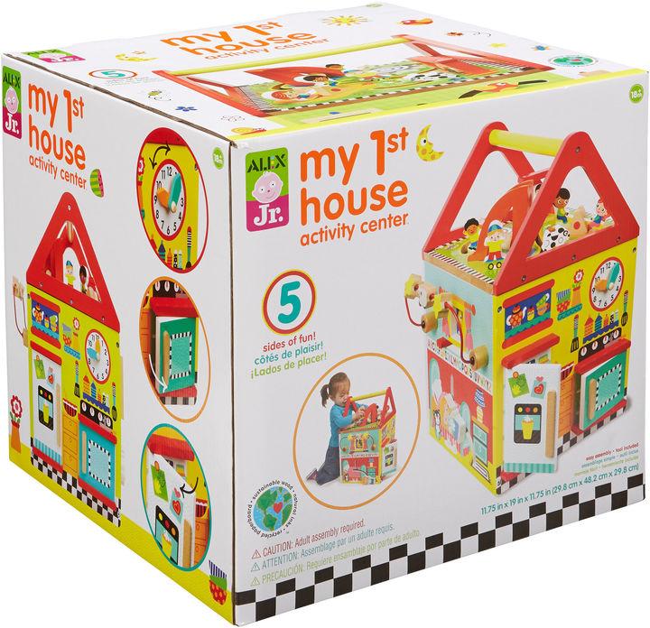 AlexALEX TOYS Alex Toys Alex Jr My First House Activity Center Interactive Toy
