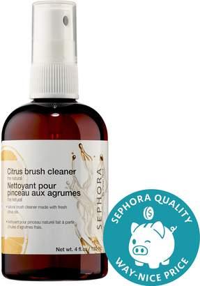 Sephora The Natural: Citrus Brush Cleaner