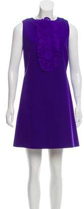 Andrew Gn Mini Shift Dress