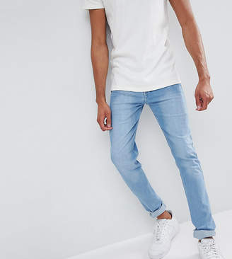 Loyalty And Faith TALL Beattie Skinny Fit Jean in Light Wash