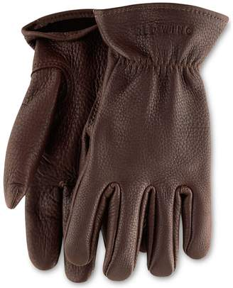 Red Wing Shoes Buckskin Leather Gloves