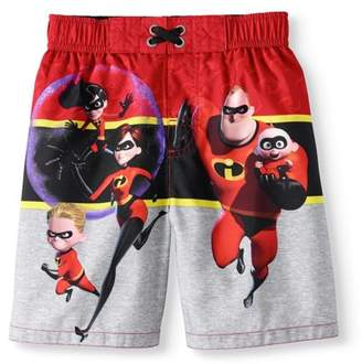 Trunks Incredibles The Toddler Boys' Swim Trunk Board Shorts