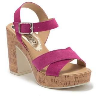 Cordani Franki Platform Heeled Sandal