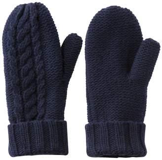 L.L. Bean L.L.Bean Women's Heritage Wool Mittens