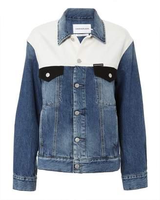 Calvin Klein Jeans Classic Trucker Denim Jacket