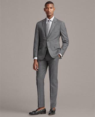 Ralph Lauren Gregory Wool Sharkskin Suit