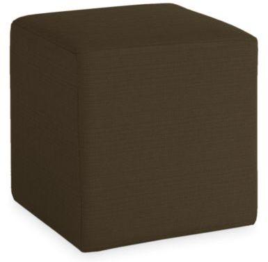 Regan 18 Square Cube in Digit Moss